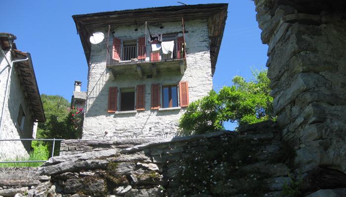 Haus Camminovivente